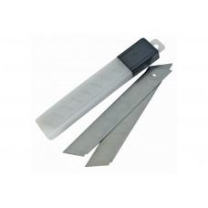 Лезвия сменные Economix к ножам 18 мм, 10 шт