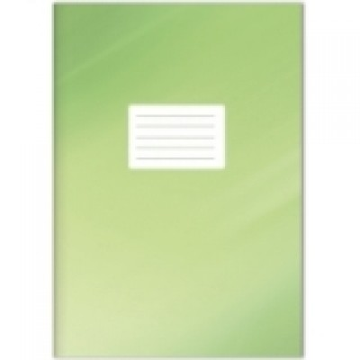 Книга учета А4, термобиндер, клетка, 48 л. бумажная обложка