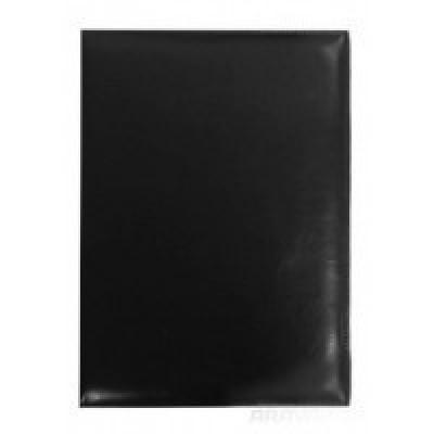 Визитница А4 на 400 визиток, черная