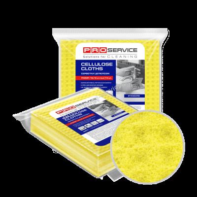 PRO салфетки целлюлозные 15,5 * 15,5 Optimum (5 шт / уп)