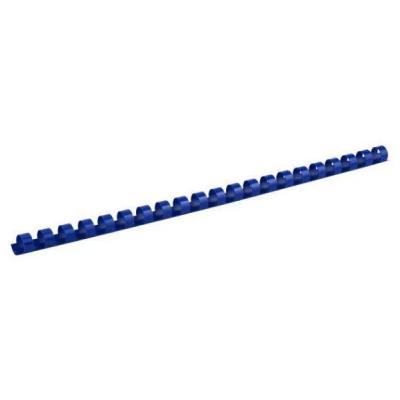 Пружины пластиковые 12 мм, 100 шт, синие