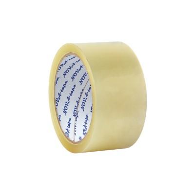 Лента клейкая упаковочная (скотч) 48*200 прозрачная