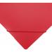 Папка пластиковая А4 на резинках Format, фактура апельсин, красная - Фото 4