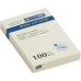 Блок для заметок 51х76 мм 100 лист., желтый - Фото 2
