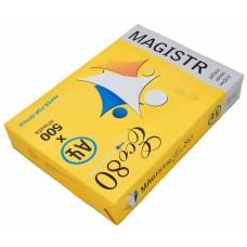 Бумага А4 Magistr Eco 80g/m2 пачка 1шт
