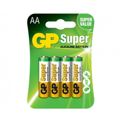 GP Super Alkaline AA 1шт