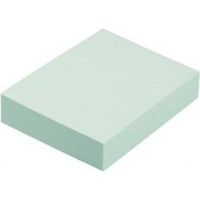 Блок для заметок BuroMax с клейким шаром 38*50, 100 листов, голубой
