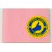 Блок для заметок BuroMax с клейким шаром 38*50, 100 листов, розовый - Фото 3