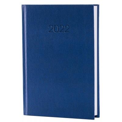 Ежедневник датированный, SNAKE (ЗМЕЯ), голубой, А5, E21633-11