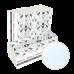 Бумажные полотенца Proservise Premium двухслойные 160 шт белые  - Фото 3