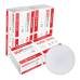 Бумажные полотенца Proservise Standart 200 шт белые  - Фото 4