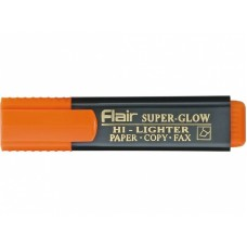 Маркер текстовый Flair 850 оранжевый 1-5мм Superglow Hi-lighter