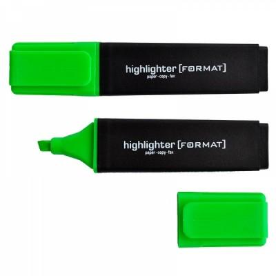 Маркер текстовый FORMAT, зеленый