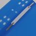 Папка-скоросшиватель А4 Economix с перфорацией, фактура глянец, синяя - Фото 3