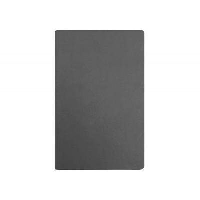 Деловая записная книжка А5, Vivella, твердая обложка, белый нелинованный блок, цвет – серый