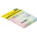 Закладки бумажные Buromax 51х12 мм, 4х100 листов, ассорти - Фото 5