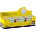Закладки бумажные Buromax 51х12 мм, 4х100 листов, ассорти - Фото 3
