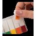 Закладки пластиковые Buromax с клейким слоем NEON, 45х12 мм, 5х20 листов, ассорти, маленькие - Фото 3
