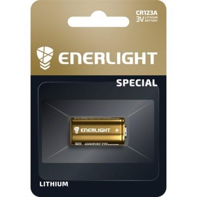 Батарейка литиевая Enerlight CR123A U-1 3V Lithium 23629