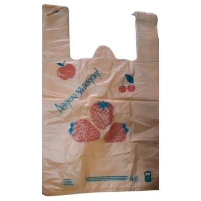 Пакет майка 30х50 (100 шт.) Sunsberry AP-48714-1