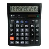 Калькулятор настольный Optima, 16 разрядов, размер 200*154*36 мм O75517