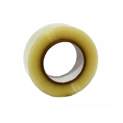 Лента клейкая упаковочная (скотч) 45×200 прозрачная