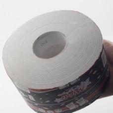 Туалетная бумага Mildi De Luxe Jambo двухслойный 195х90 мм, 900 отрывов, 125 метров, белый
