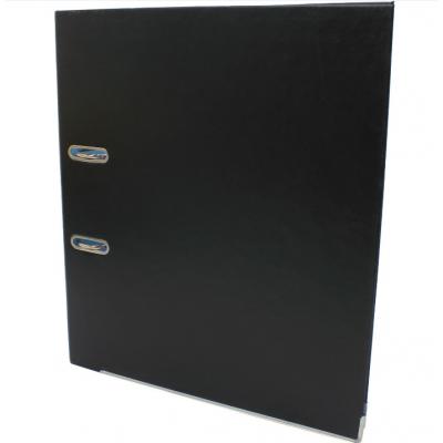 Папка-регистратор А4 Economix, 70 мм, черная