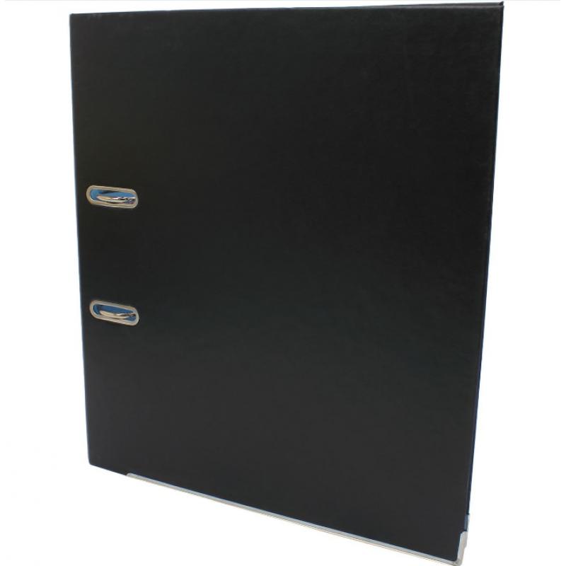 Оптовый Набор: Папка регистратор А4, 70 мм Economix, черная, 10 шт. + Календарь