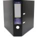 Папка-регистратор А4 Economix, 70 мм, черная - Фото 3