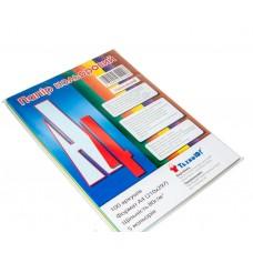 Бумага А4 Mini ассорти, насыщенная, 100 листов