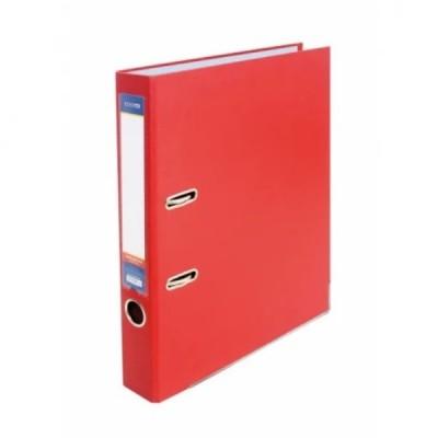 Папка-регистратор А4 Economix Light, 50 мм, красная (E39726-03)