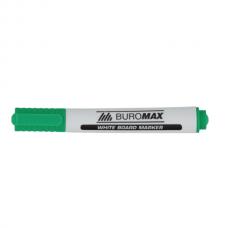 Маркер для магнитной доски зелёный BuroMax