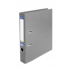 Оптовий Набір: Папка-реєстратор А4 LUX Economix, 50 мм, сіра, 10 шт. + Календар