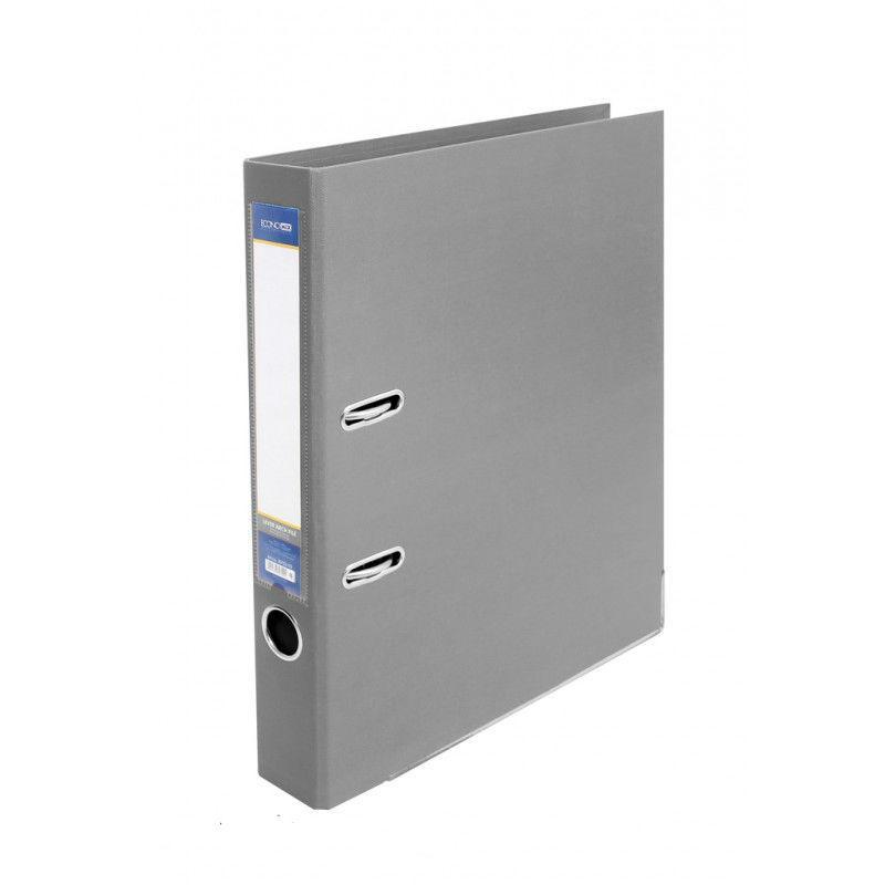 Оптовый Набор: Папка-регистратор А4 LUX Economix, 50 мм, серая, 10 шт. + Календарь