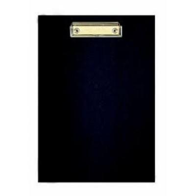 Планшет А5 Economix с прижимом, черный