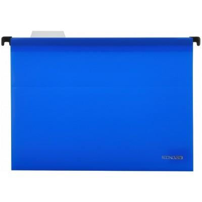 Файл подвесной А4 Economix, пластиковый, синий E30201-02