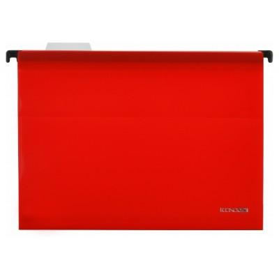 Файл подвесной А4 Economix, пластиковый, красный E30201-03