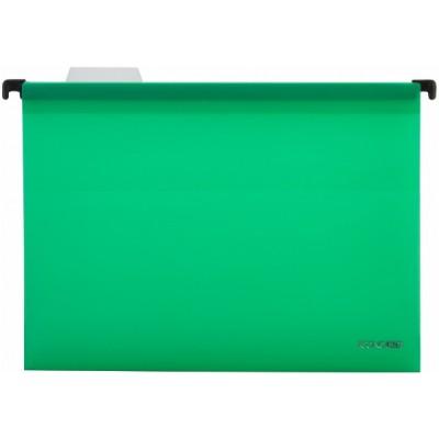 Файл подвесной А4 Economix, пластиковый, зеленый E30201-04