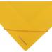 """Папка пластиковая А4 на резинках Format, фактура """"помаранч"""", желтая - Фото 3"""