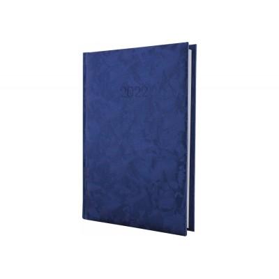 Ежедневник датированный, GALLAXY, синий, А5, E21693-02