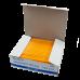 Карандаш графитовый НВ BUROMAX, желтый, без ластика JOBMAX - Фото 2