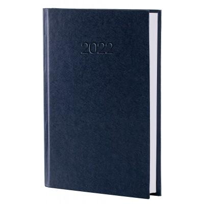 Ежедневник датированный, БИЗНЕС, синий, А5, E21610-02
