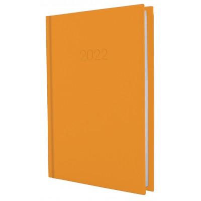 Ежедневник датированный, SATIN, оранжевый, А5, E21612-06