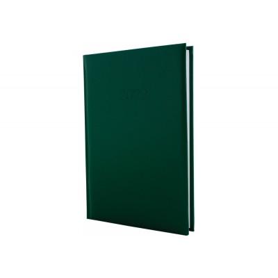Ежедневник датированный, ALLEGRA, зеленый, А5, E21691-04