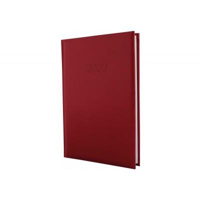 Ежедневник датированный, ALLEGRA, бордо, А5, E21691-18