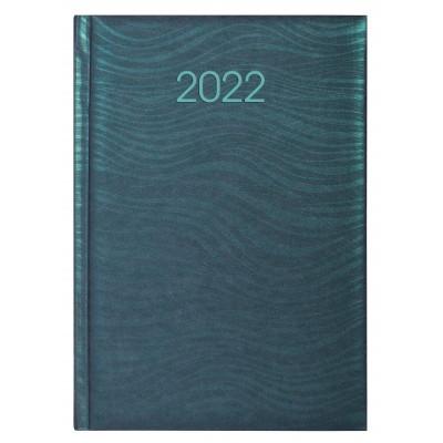 Ежедневник датированный, SEA, зеленый (изумруд), А5, E21814-04