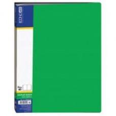 Папка А4 з 40 файлами Economix, зелена