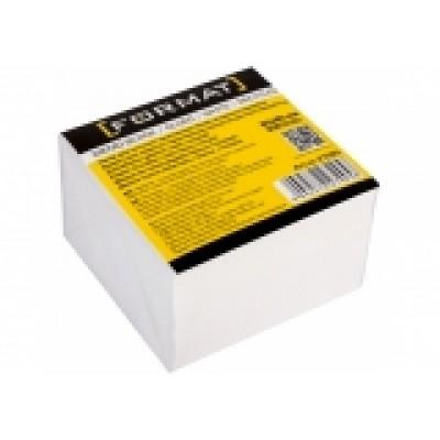 Бумага для заметок 80х80 мм Format, 200 л.,