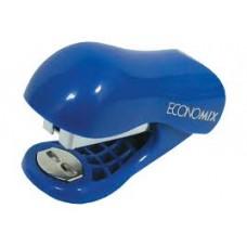 Степлер №24/6, 26/6 мини Economix, до 10 л., пласт. корпус